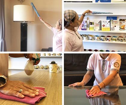 客廳清潔如何清潔?